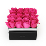 Rose box for birthday, anniversary and special day gift. Toronto florist flower delivery