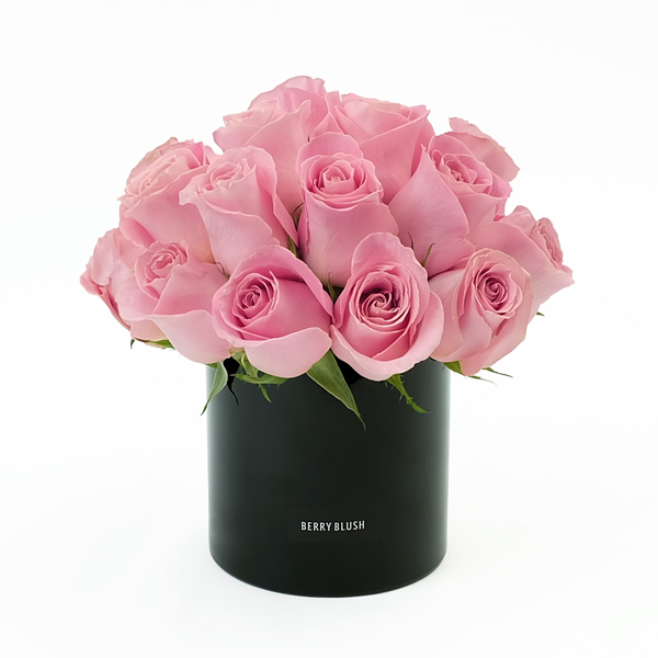 VELVET ROSE / Rose Clair - BerryBlush-Toronto Luxury Flowers