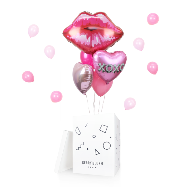 Kissey Lips Surprise Box