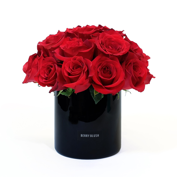 VELVET ROSE / Rouge - BerryBlush-Toronto Luxury Flowers