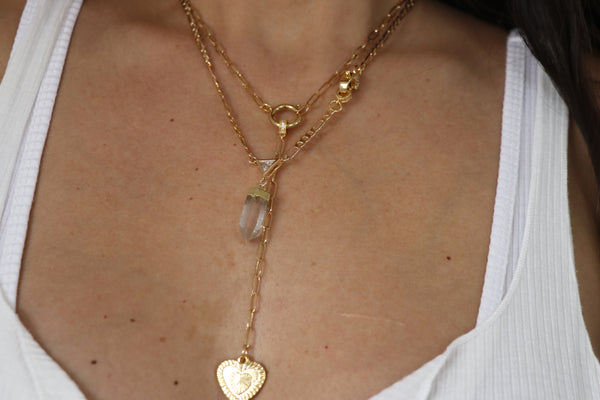 Looking for Love Necklace