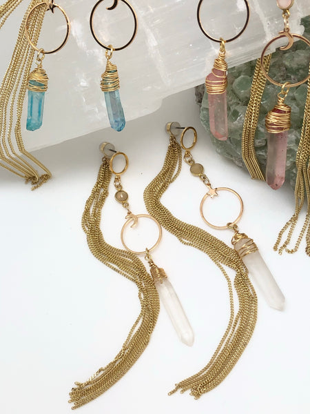 Mystic Universe Earrings