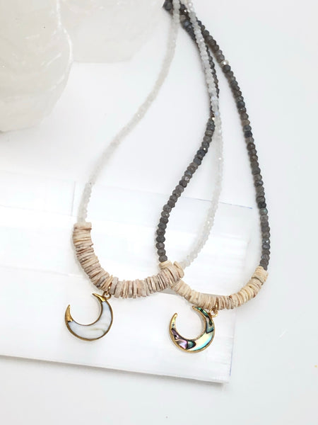 Celestial Mermaid Necklace