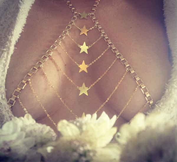 Seeing Stars Body Chain