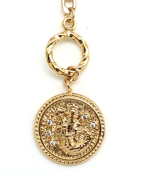 Zodiac Coin Toggle