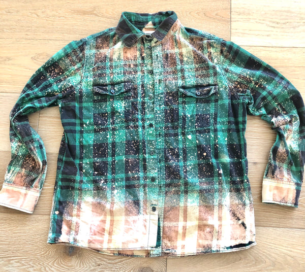 Vintage Modest Mouse  Flannel