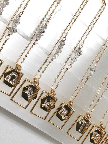 ZodiacBox Coin Necklace
