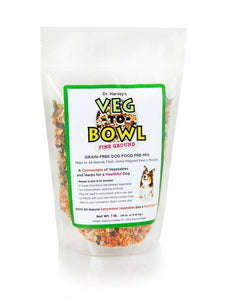 Veg-To-Bowl Fine Ground
