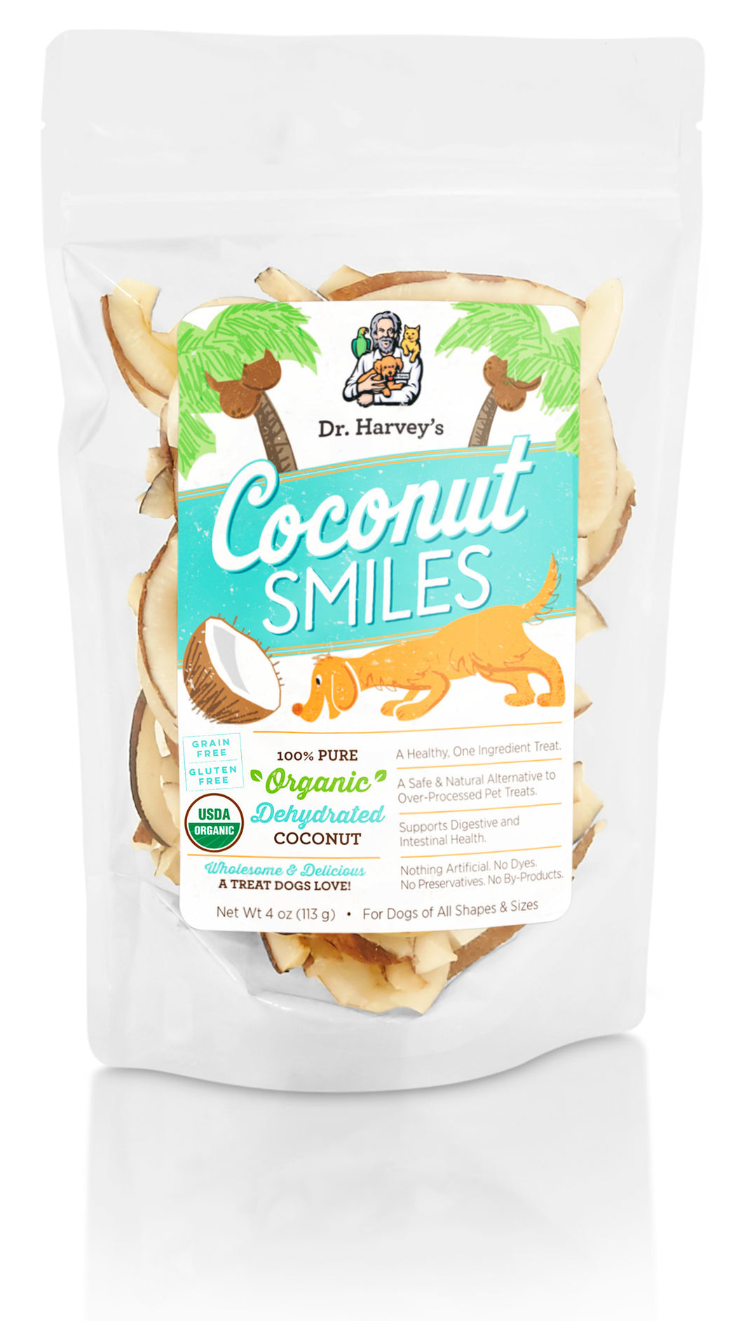 Coconut Smiles