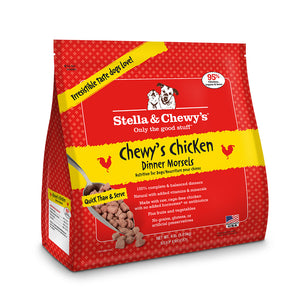 Chewy's chicken - Frozen Dinner Morsels