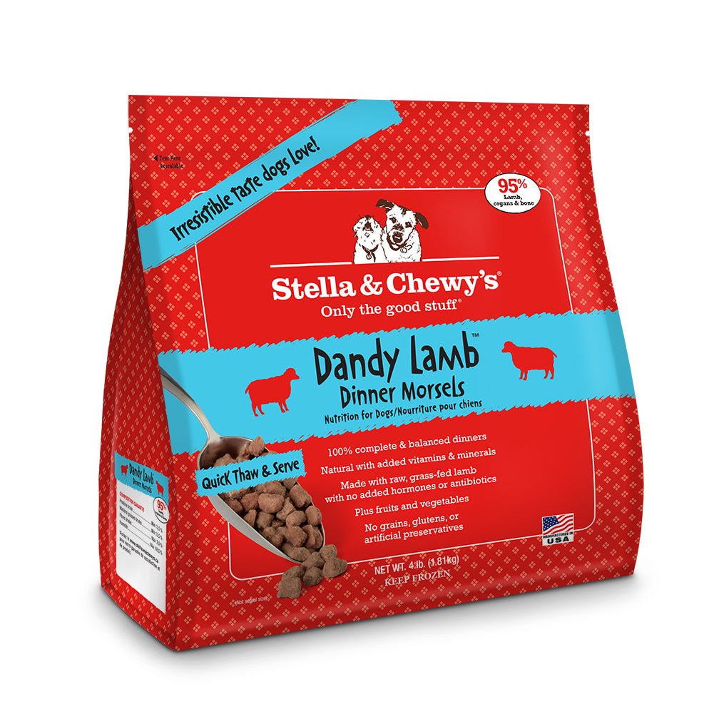 Dandy Lamb - Frozen Dinner Morsels