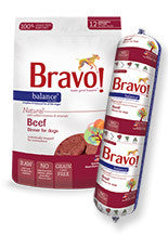 Bravo Balance - Raw Beef patties
