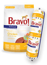 Bravo Balance - Raw Chicken chubs