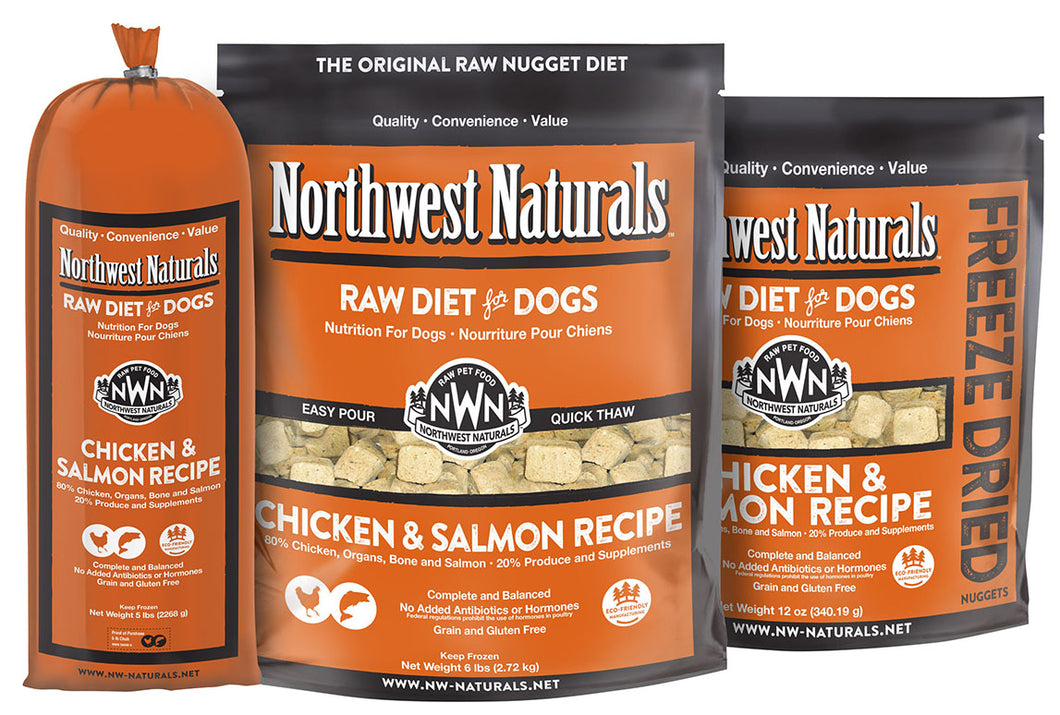 Northwest Naturals - Chicken/Salmon Recipe