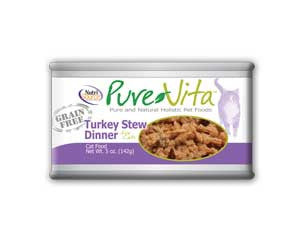 PureVita Cat - Grain Free Turkey