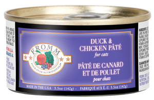 4Star Cat Grain Free - Duck & Chicken Pate