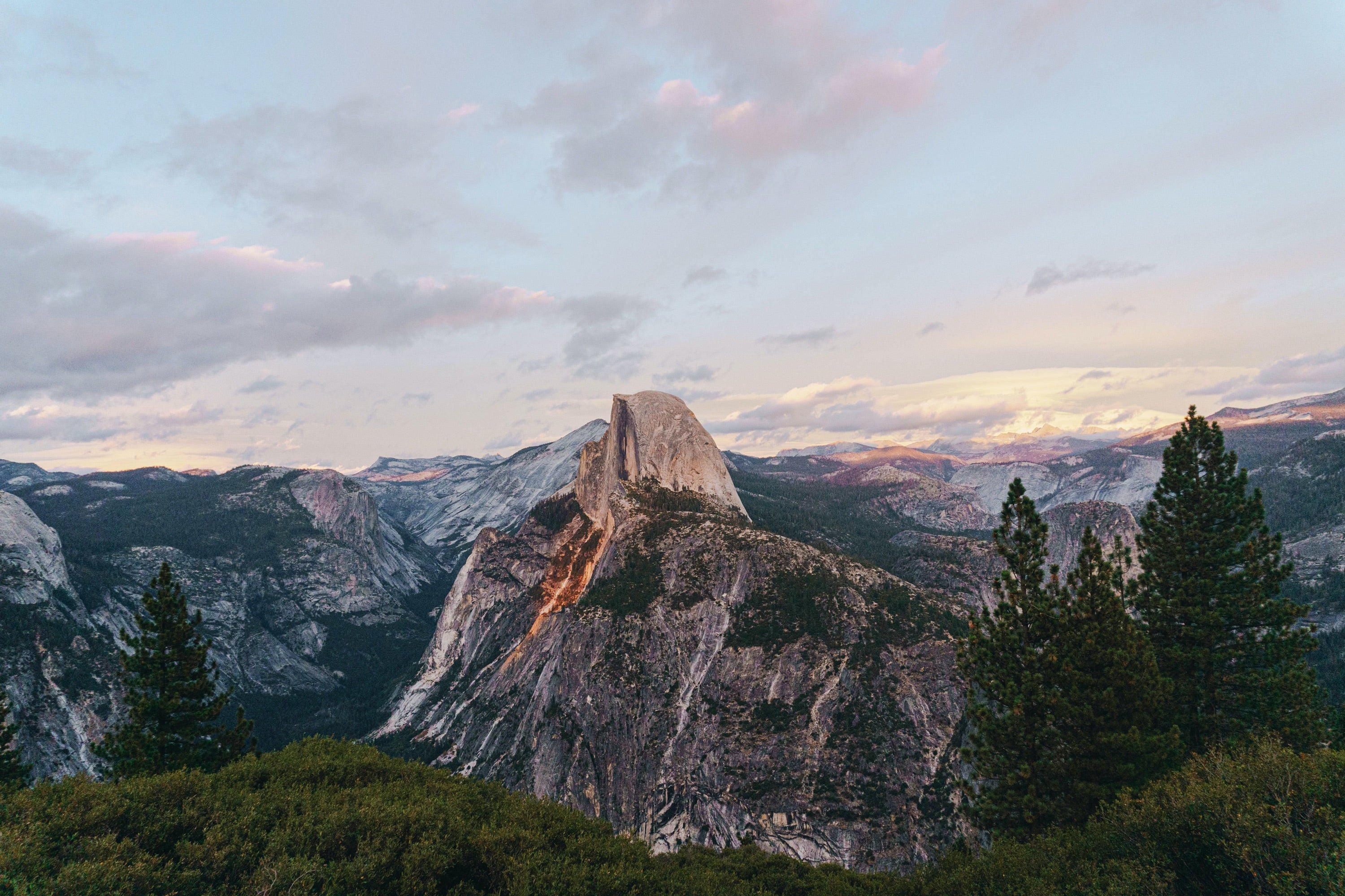 best memorial day hikes, hiking half dome, hiking zion, hiking angels landing, hiking huckleberry mountain, best hikes near me