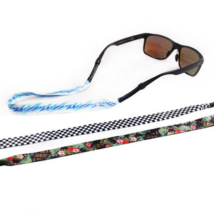 The Checkerboard Sunglass Strap