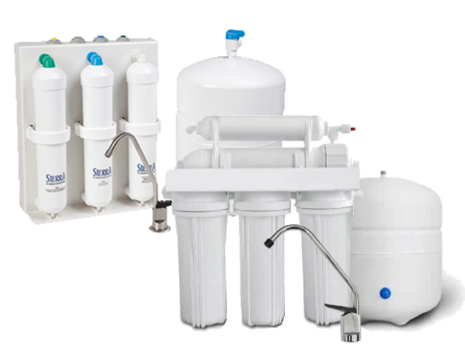 Reverse Osmosis Drinking Water Systems