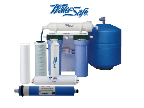 Replacement Filters and Components for Water Safe Drinking Water Systems