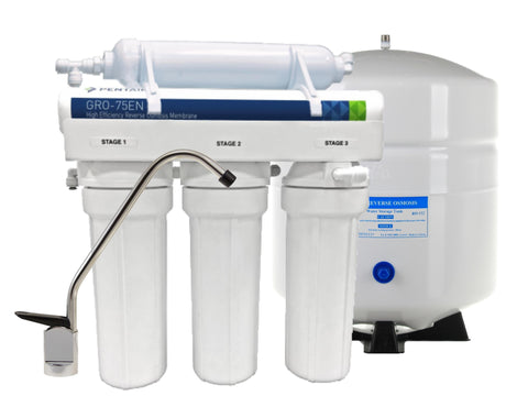 5 Stage High Efficiency Reverse Osmosis System (FAL-RO5-75HE)