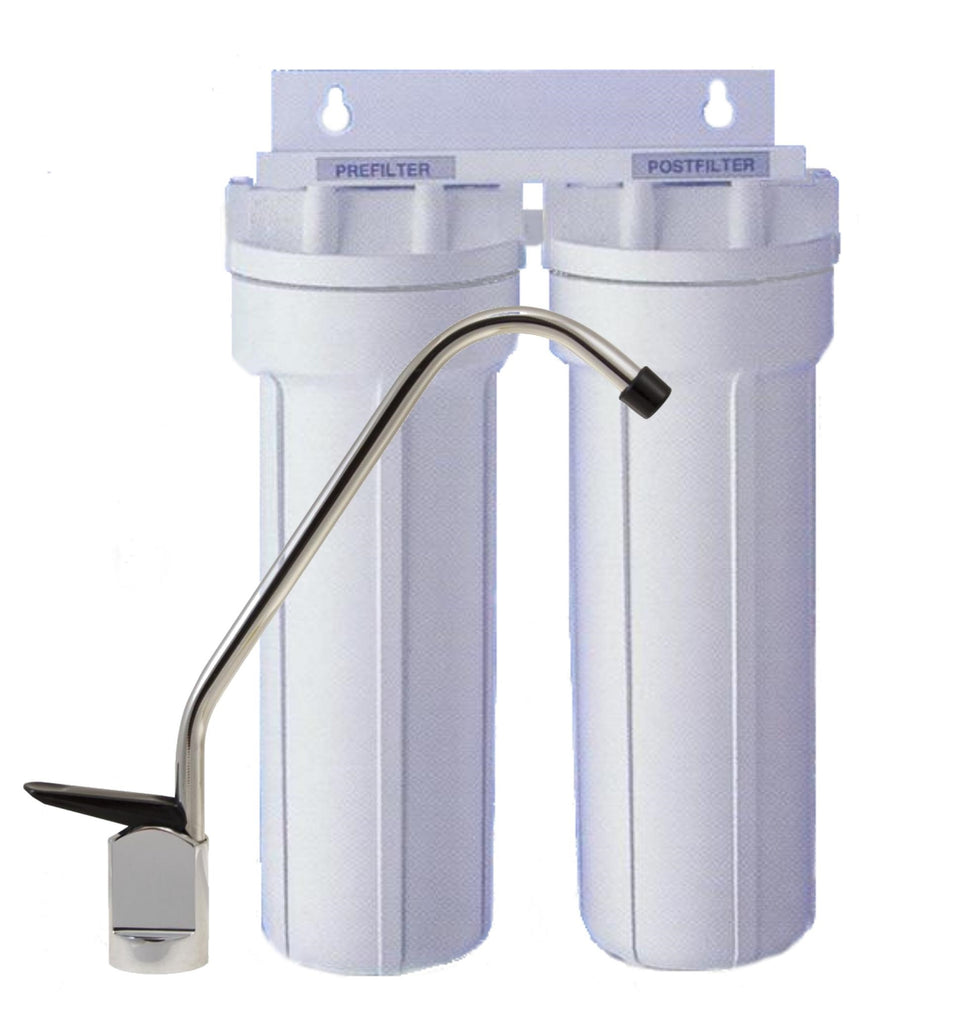 Two Stage Carbon Drinking Water System (FAL-UTC-500)
