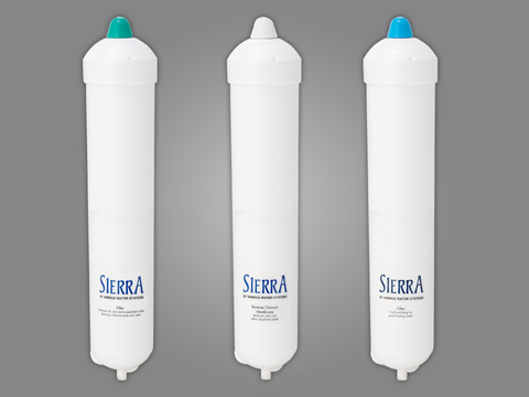 Replacement Filter and Membrane Pack for Sierra Drinking Water System