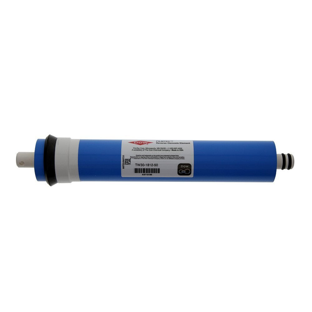 Standard Membrane Replacement 50 GPD (TW30-1812-50)