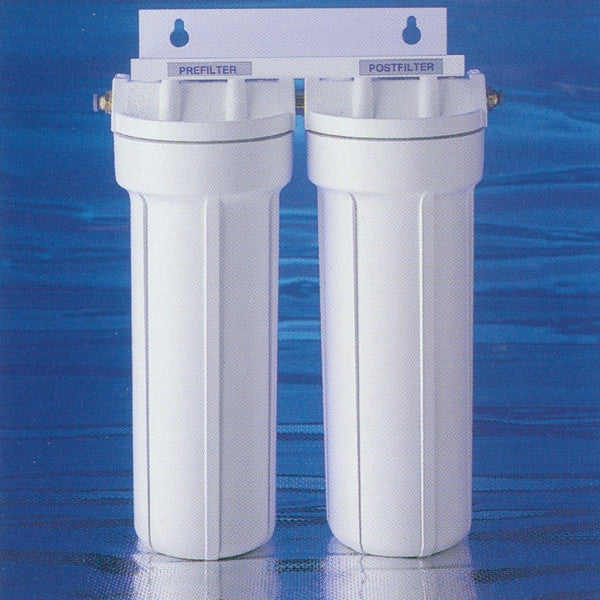 Components for Two Stage Carbon Drinking Water System