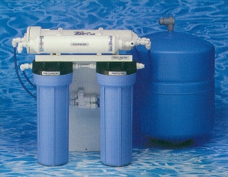 Components for Four Stage Reverse Osmosis System