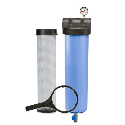 Filter Housings: Bag Filter