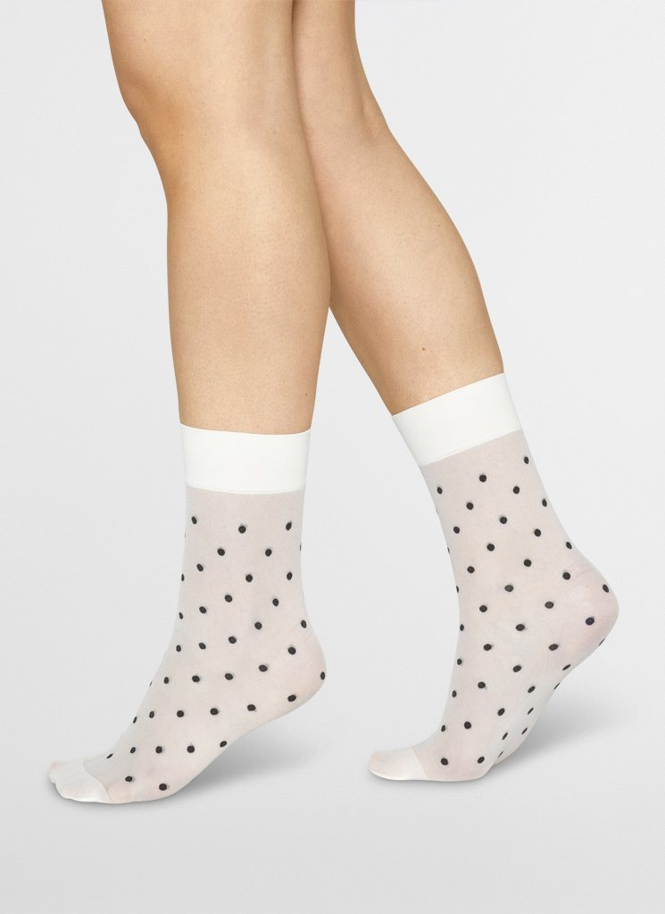 Eva Dot Sock Set Socks Swedish Stockings