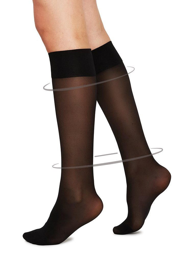 Favorites Set! Doris, Svea & Bea Knee-Highs Set Swedish Stockings