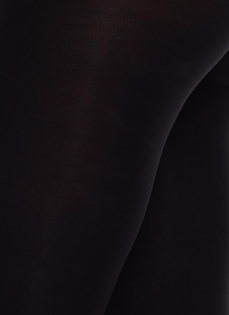 LIA PREMIUM TIGHTS BLACK Premium Stockings Swedish Stockings