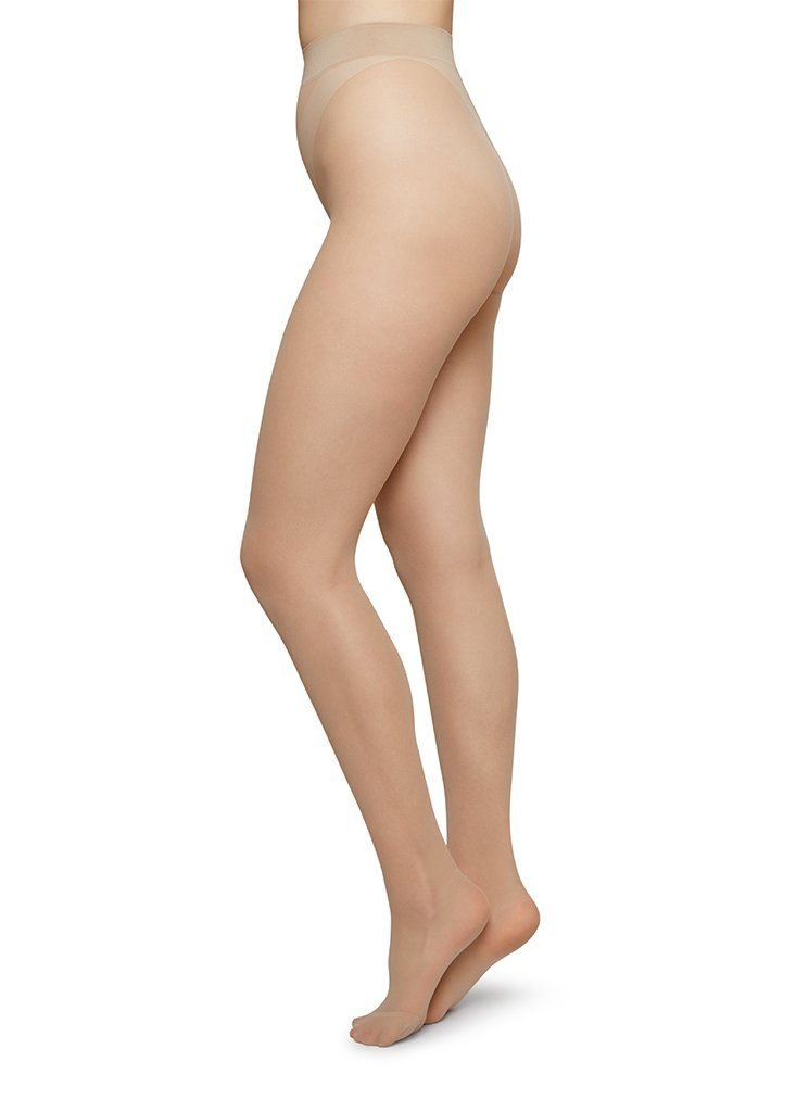 MARIA INNOVATION TIGHTS BEIGE Tights Swedish Stockings XS