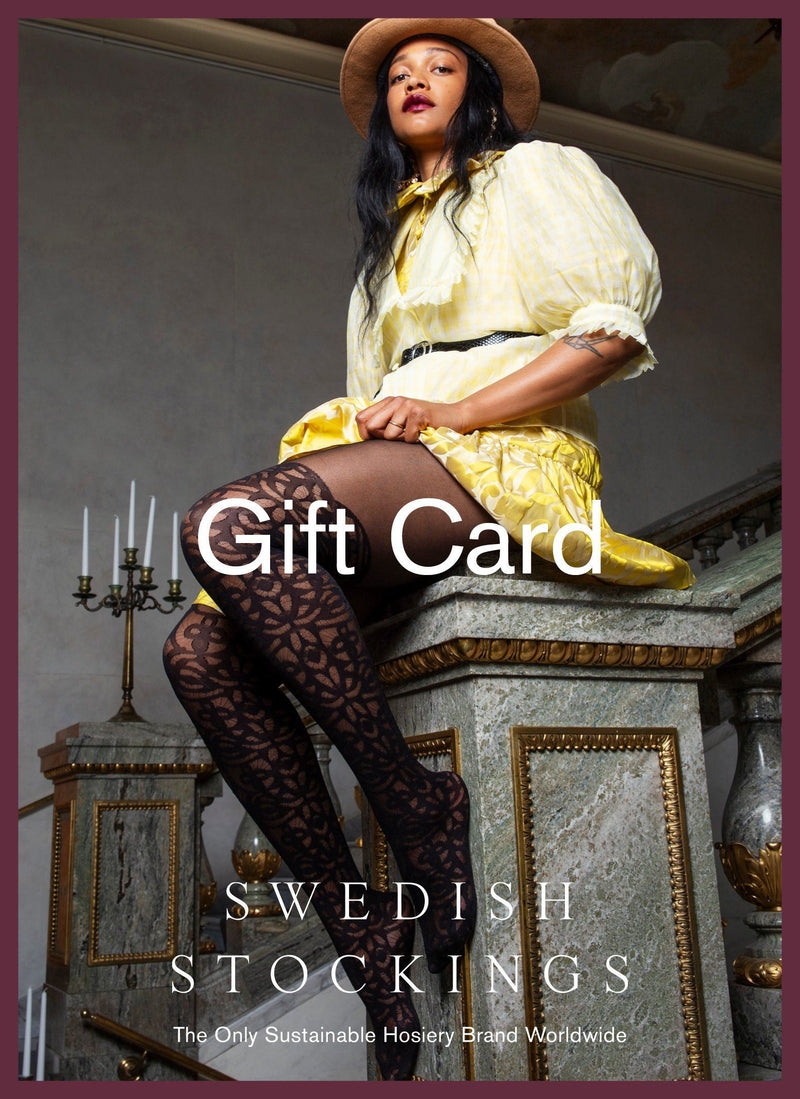 Physical Gift Card Gift Card Swedish Stockings