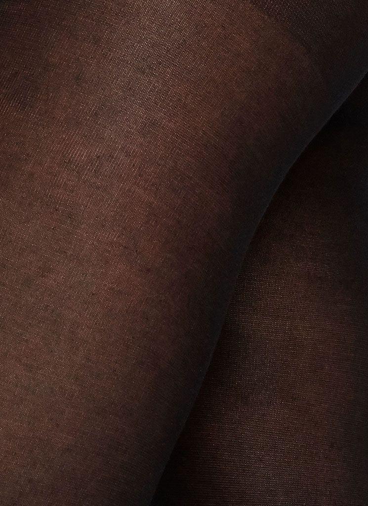 STINA PREMIUM BIO-COTTON TIGHTS CHARCOAL Patterned Stockings Swedish Stockings
