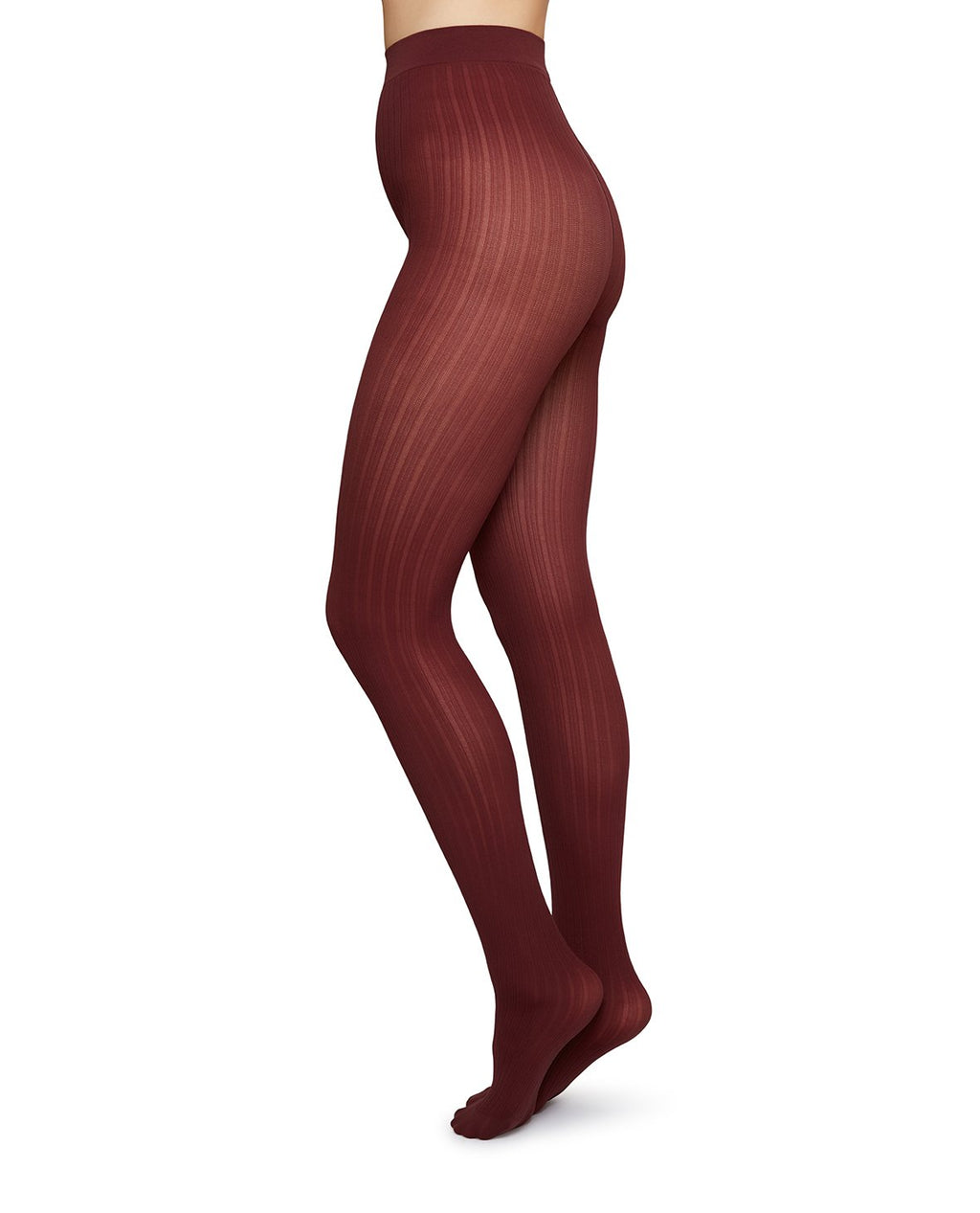 ALMA RIB TIGHTS WINE