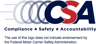 Compliance * Safety * Accountability ( CSA ) Logo