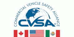 Commercial Vehicle Safety Alliance ( CVSA ) Logo