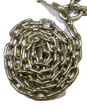 "5/16"" x 6 ft. G70 Chain w/RTJG & Grab Hook on other end - ratchetstrap-com.myshopify.com"