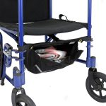 Large Glove Box Bag For Wheelchair or Scooter | B3223 | RatchetStrap.com