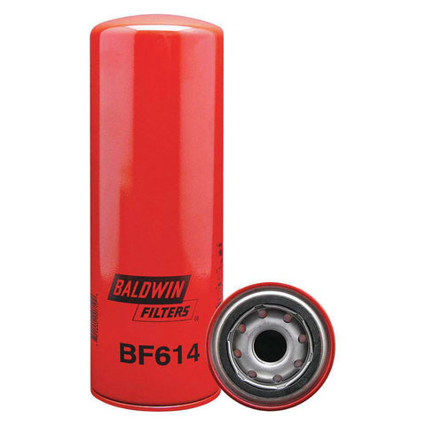 Qty 4 -  BF614 Baldwin Spin-on Fuel Filter