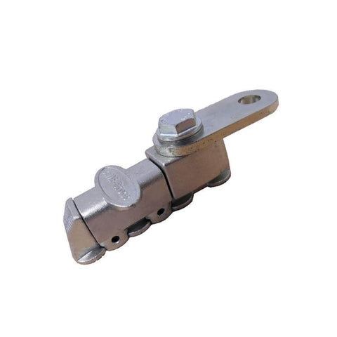 Replacement 4 Stud Fitting Flat | H 150 618 - wheelchairstrap.com