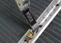 FE500 Wheelchair Ratchet Buckle for L Track - wheelchairstrap.com