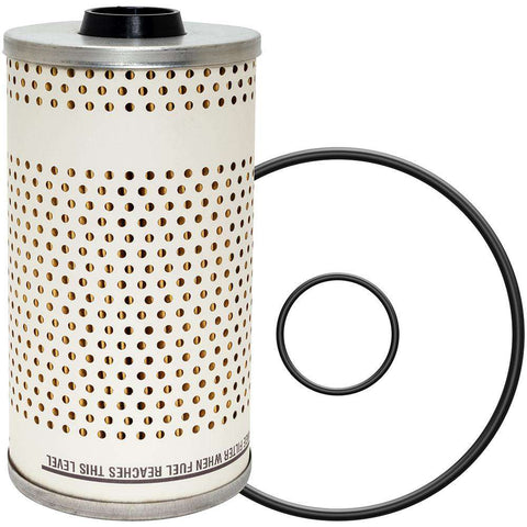 Qty 4 - PF7680 Baldwin Fuel Filter, Element Only Filter Design