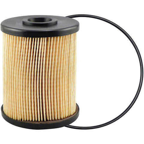 Qty 4 - PF7977 Baldwin Fuel Filter, Element Only Filter Design