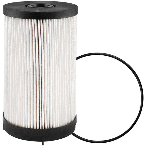 PF9928 Baldwin Fuel Filter, Element Only Filter Design