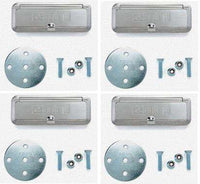 OMNI Recessed L-Pocket with Cover 4 Pack | Q5-7570-A