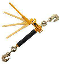 QuikBinder™ Plus Ratchet Load Binder for G70 Transport or G80 Alloy Chain - RatchetStrap.com